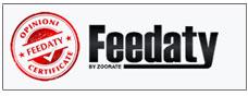 Logo Feedaty Exedere Web Marketing