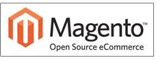 Logo Magento Exedere Web Marketing