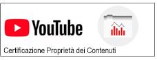 Certificazione YouTube Proprietà dei Contenuti Exedere Web Marketing